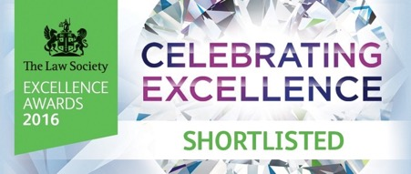 Law Society Awards Shortlist logo