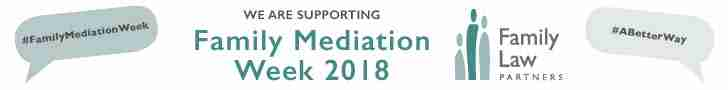 Family Mediation Week 2018